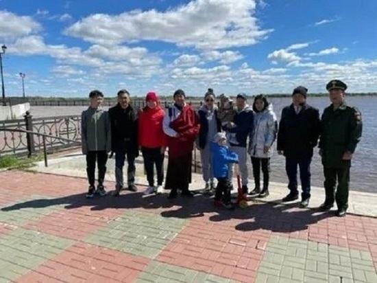 Калмыки в Ханты-Мансийске провели обряд дарования жизни рыбам