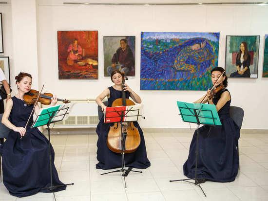 Колледж искусств Калмыкии свой юбилей отмечает выставками, концертами, арт-проектами