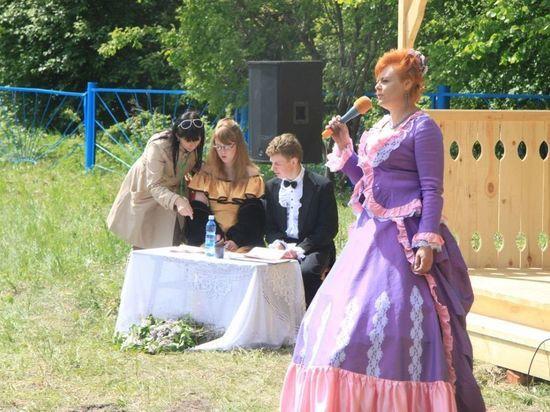 В Омске Пушкинский день отмечают викторинами, настольной игрой и воскресником