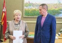 Глава Смоленска Борисов отмечен Российским фондом мира