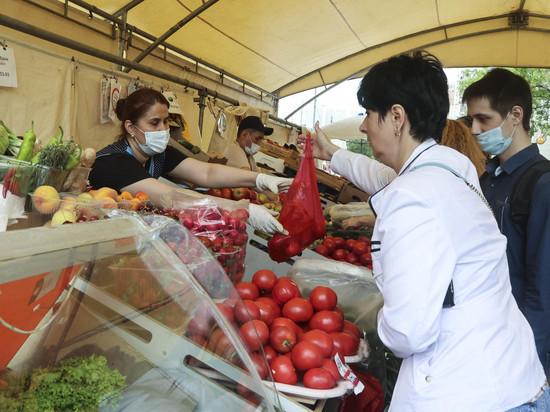 Самые дешевые помидоры продаются в пафосных супермаркетах