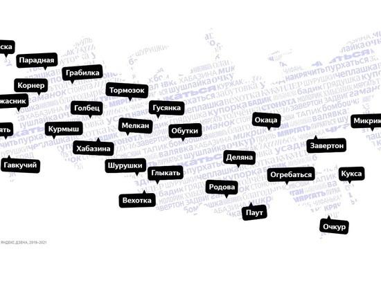 Аналитики Яндекса нашли слова, которые употребляют только в Новосибирске