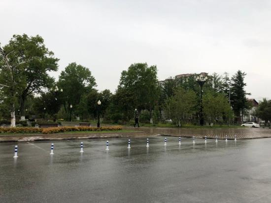Очередное нововведение выдавило парковку в Южно-Сахалинске
