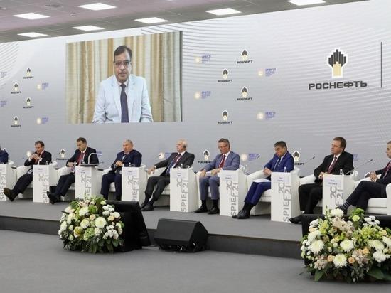 «Роснефть»: разделим историю успеха со своими партнерами