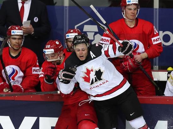 Сборная Канады по хоккею стала чемпионом мира