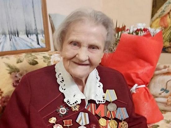 Ветерану Великой Отечественной войны из Мурома исполнилось 104 года