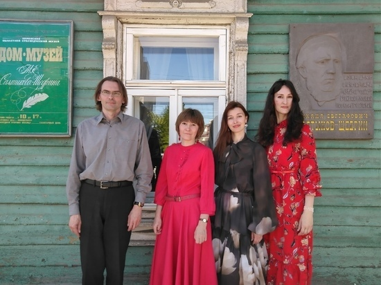 В Кирове состоялся пушкинский «Квартирник у Михаила Евграфовича»