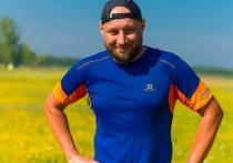 Ультрамарфонец из Омска бежит через Хакасию