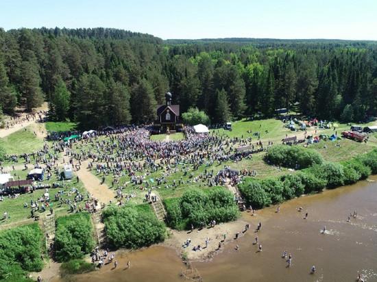 В Кировской области Великорецкий крестный повернул назад