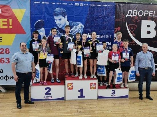 Теннисистка из Серпухова заняла второе место на Всероссийских соревнованиях