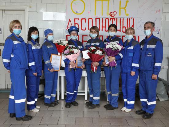 На Алтай-Коксе определили лучших контролеров
