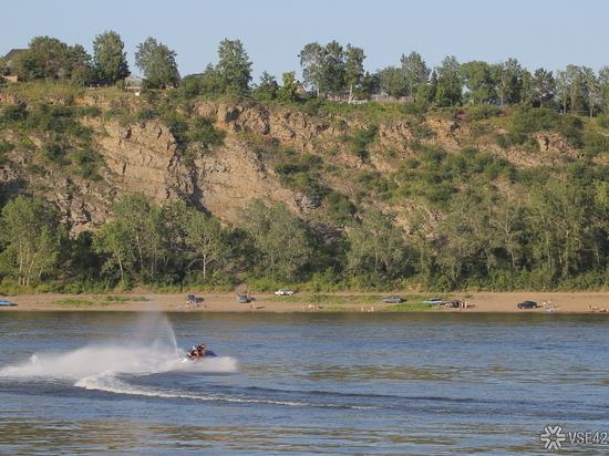 Кузбасские синоптики призвали повременить с отдыхом на водоёмах
