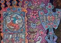 Выставка чудесной акриловой живописи открылась в Серпухове