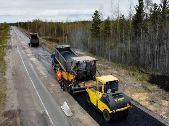 Ремонт дорог начался во всех муниципалитетах Ямала. Фото