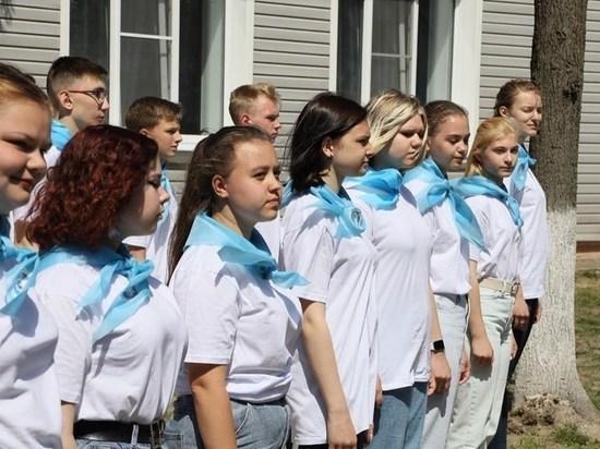Лагерь труда и отдыха заработал в Серпухове