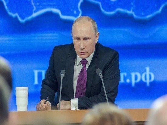 Путин вывел Россию из Договора по открытому небу