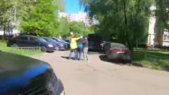 ФСБ показала видео задержания укранского спецагента