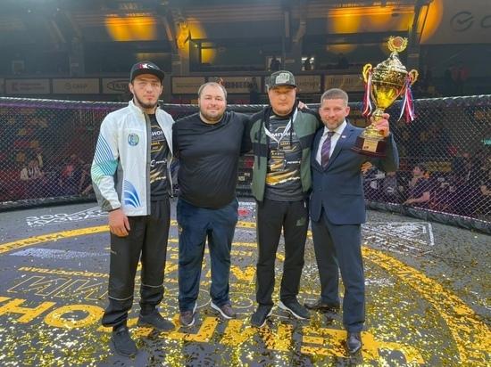 Серебро и бронзу завоевали югорчане на Чемпионате России по ММА