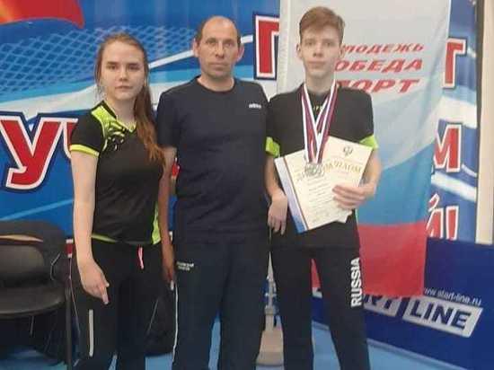 Спортсмен из Серпухова стал призером Первенства России