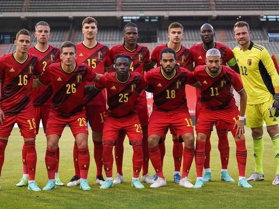 Показываем состав сборной Бельгии на чемпионат Европы-2020.