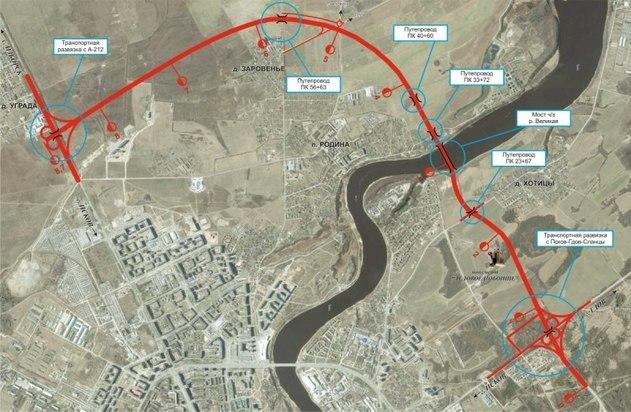 В Псковской области на строительство Северного обхода готовы потратить ещё 5 млрд, фото-2