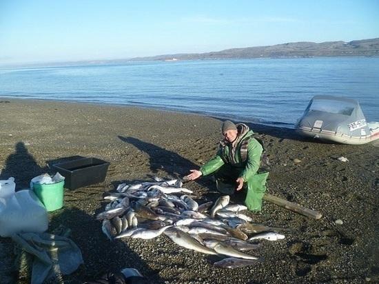 Заполярные рыбаки с опаской ожидают выход закона о прибрежке