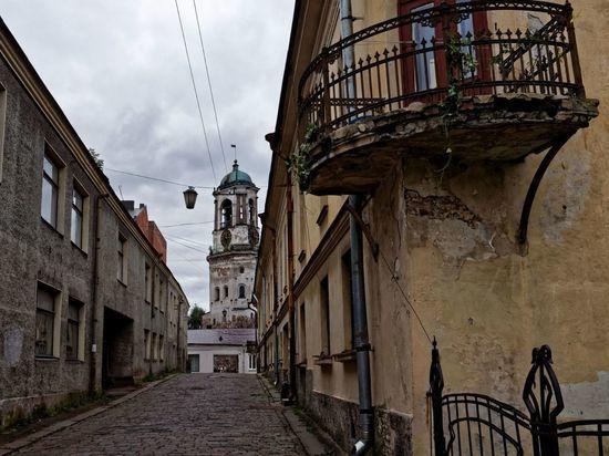 Выборг занял второе место в топ-5 самых «зловещих» городов России