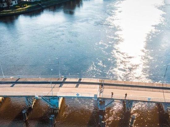 Из-за капремонта проезд по 1-му Елагину мосту закроют до апреля