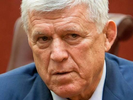 Председатель Народного Собрания Дагестана ушел в отставку