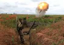 В зону боевых действий на Донбассе переброшены военные подразделения  НАТО