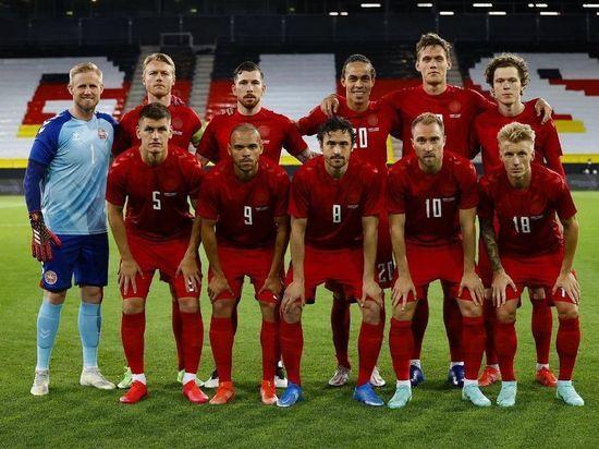 Показываем состав сборной Дании на чемпионат Европы-2020.