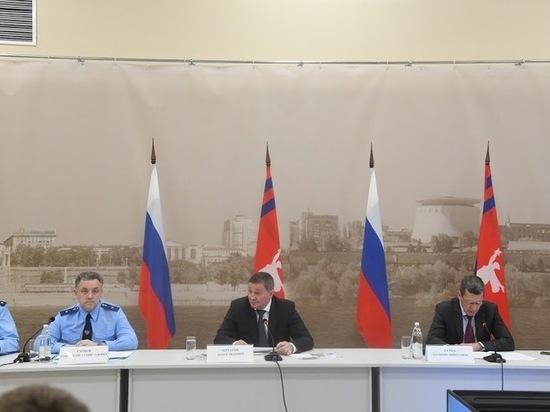 Андрей Бочаров принял участие в семинаре по национальной политике