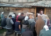 То, что произошло в частном доме в вятском селе Великорецкое, православные называют  «чудом»