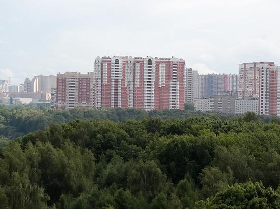 Московские квартиры начали уменьшаться в размерах