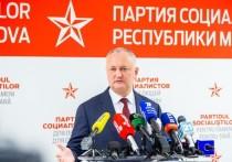 Игорь Додон: Правые партии принесут с собой огромное разочарование