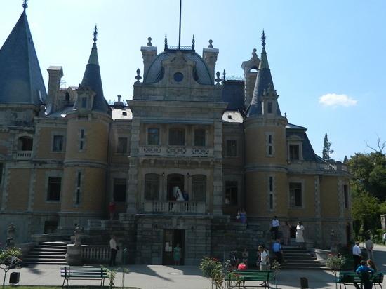 В Массандровском дворце встретятся ведущие музеи России