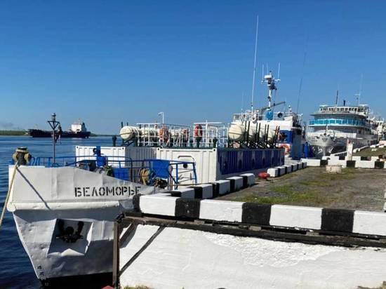 Всего за летнюю навигацию запланировано восемь плаваний до Соловков и обратно.