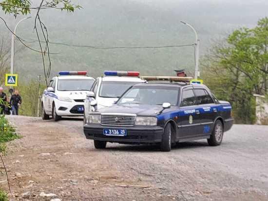 Водитель ехал за рулем с простреленной головой в Приморье