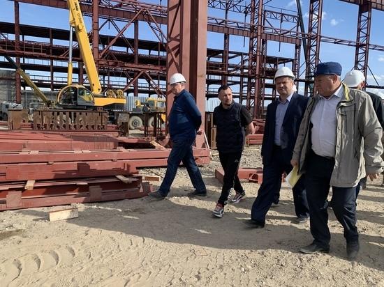 Строительство Жатайской судоверфи ускорили недостаточно