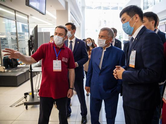 IT-компании Якутии представили свои продукты в Татарстане