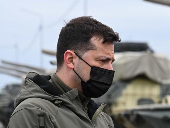 Стало ясно, почему Зеленский хочет в НАТО: своя армия небоеспособна