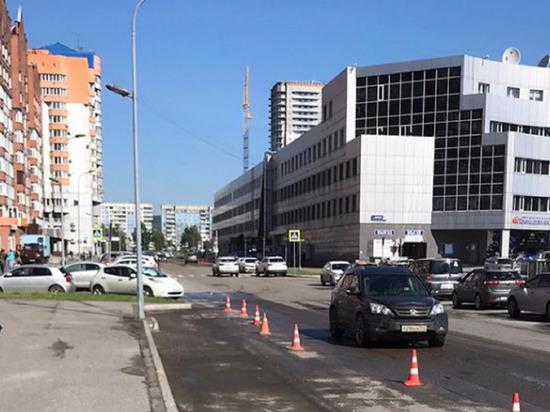 В Новокузнецке вводят одностороннее движение на проспекте Ермакова