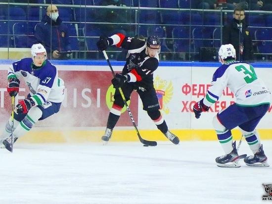 В хоккейный клуб «Тамбов» пришли новички