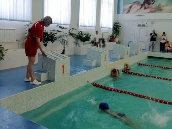 Первенство по плаванию прошло в Серпухове