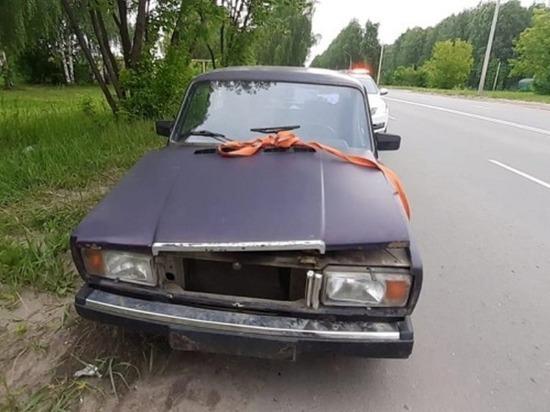 Пьяный йошкаролинец пытался сдать в металлолом чужой автомобиль