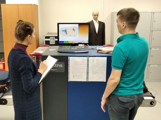В Томске создали первую в Сибири лабораторию для испытания новых систем досмотра
