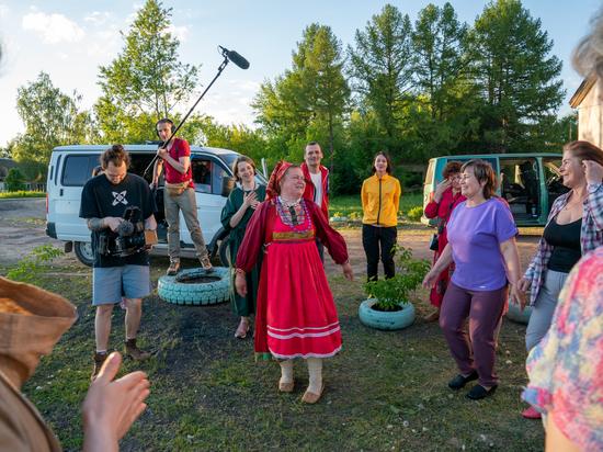 Zventa Sventana и АИГЕЛ провели этнографическую музыкальную экспедицию в Выксе