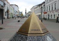 Открылась фотовыставка на Баумана «Татарстан на памятных монетах»