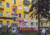 Рекламные конструкции смогут вернуться на жилые дома в центре Петрозаводска