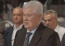 Владимир Воронин: Молдова у опасной черты